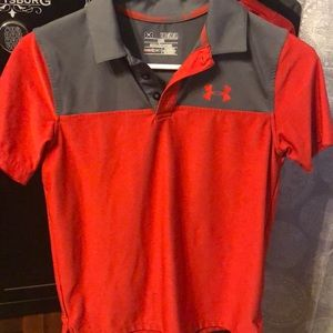 Like new YMD under armour polo